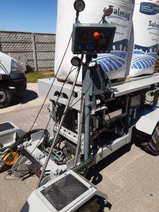 Napęd pojazdu specjalistycznego silniki hydrauliczne
